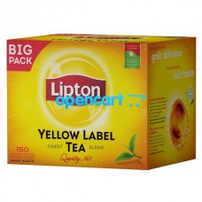 Чай Lipton Yellow Label 150 пак